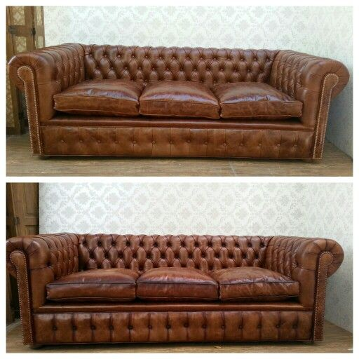 10 images about sofa chesterfield on pinterest bugatti for Sillon chesterfield cuero