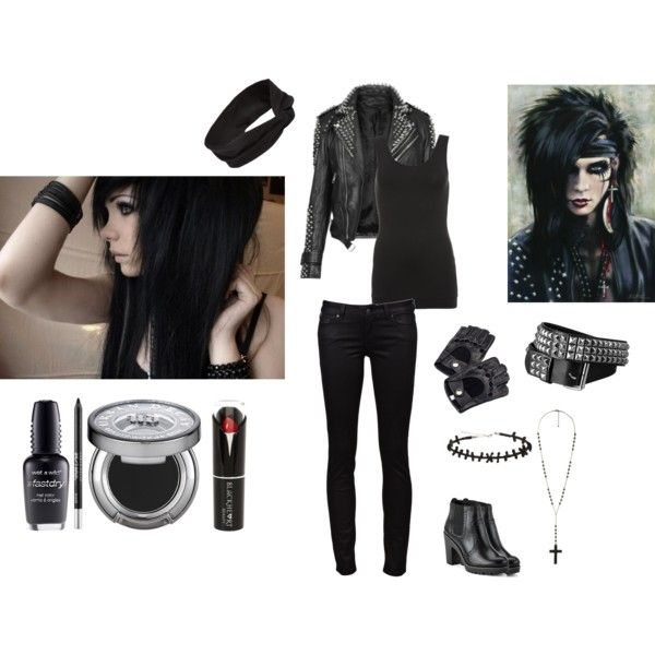 Andy Biersack | Polyvore Outfits/ Other Outfits | Outfits ...  |Andy Sixx Dress