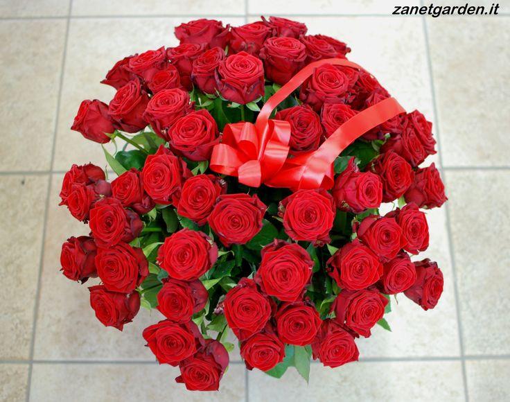 Top Oltre 25 fantastiche idee su Mazzo di rose su Pinterest | Bouquet  VG55