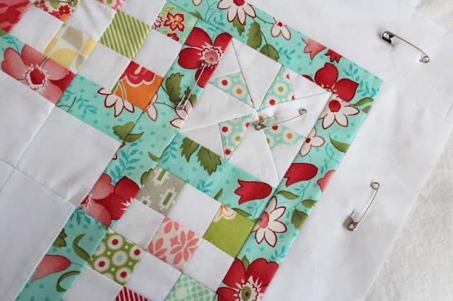 Threadbare Creations- Chatelaine- Free BOW Sampler Quilt Border Inspiration Part 2