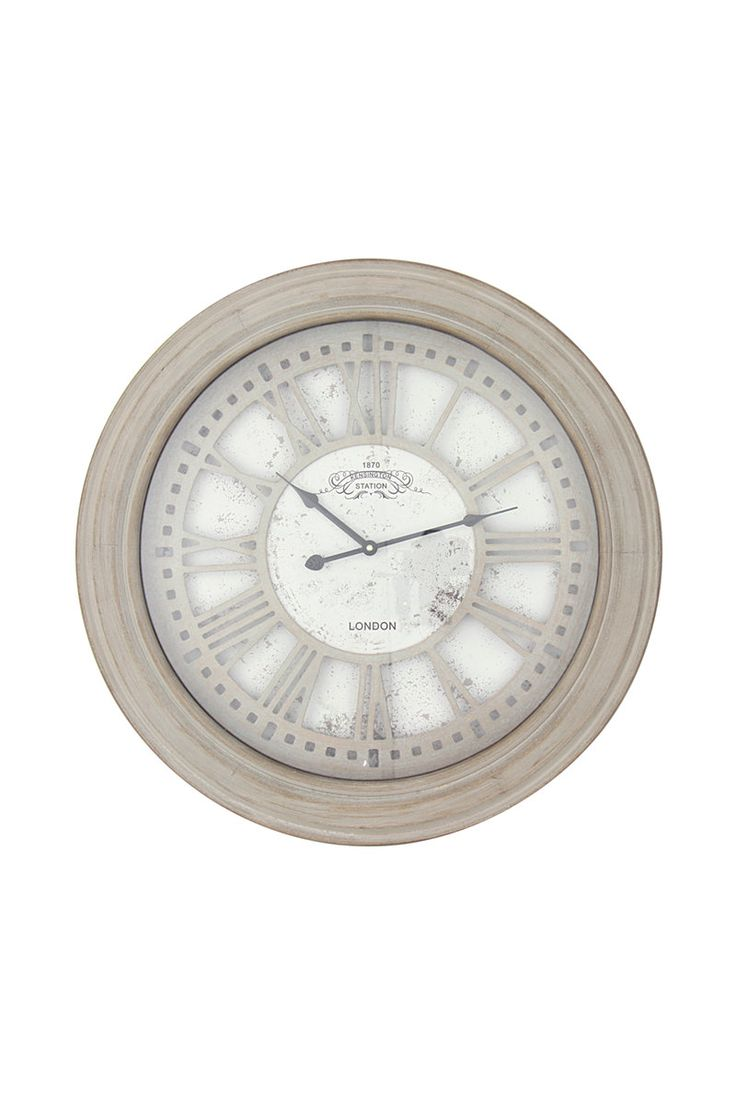 Grand Wood Kensington Clock| Mrphome Online Shopping