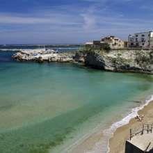 Spiaggia Praiola -  Terrasini (PA), Italy