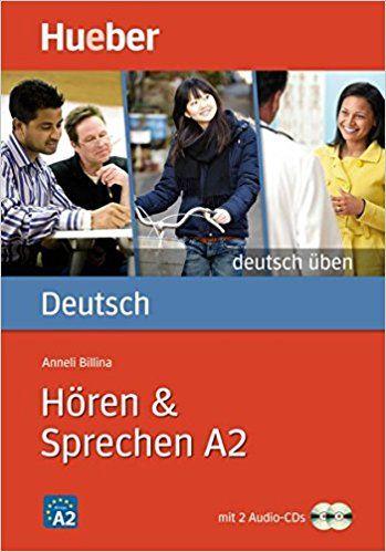 Hören & Sprechen A2: Buch mit 2 Audio-CDs deutsch üben: Amazon.de: Anneli Billina: Bücher