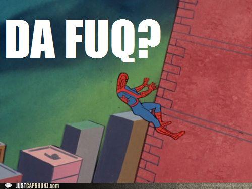 Did someone say spiderman thread - photo#39