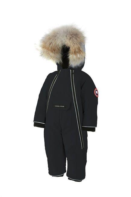 Canada Goose Baby SnowSuit gris