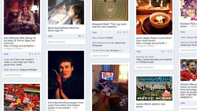 Friendsheet, tu facebook con aspecto de Pinterest! O.o