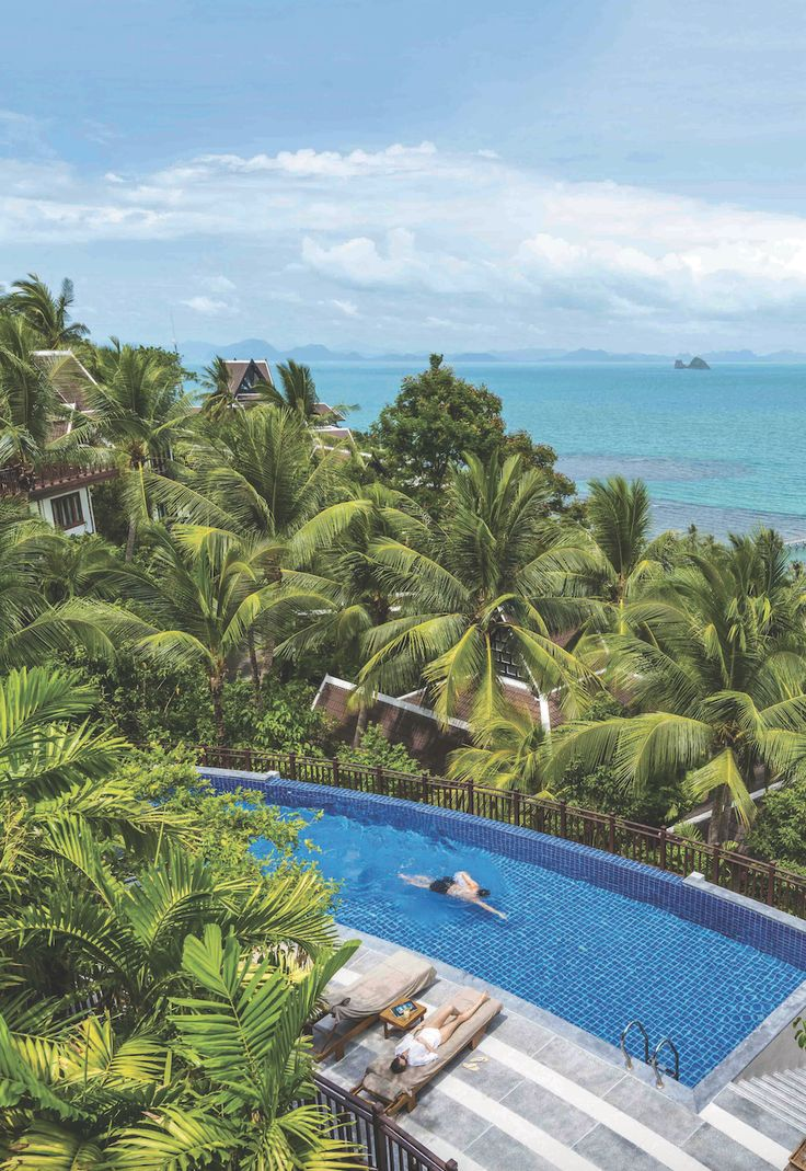 InterContinental Samui Baan Taling Ngam | Koh Samui | Resort | Luxury Travel | Destination Deluxe