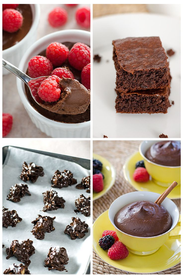 Paleo valentine s day meal ideas - 10 Healthy Chocolate Recipes For Valentine S Day