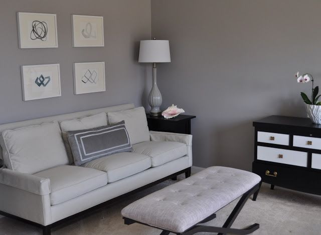Baltic Gray By Benjamin Moore Colors Gray To Black