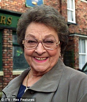 """Coronation Street saw regulars of The Rovers Return say goodbye to Betty Williams (played by Betty Driver). The actress died in October 2011, aged 91 and was one of the longest running characters in the soap.   """"In 1969, she was persuaded to come out of retirement to play police officer's wife Betty Turpin on Coronation Street, a role she would play for over 40 years. She was the longest serving barmaid in the history of the Rover's Return"""""""
