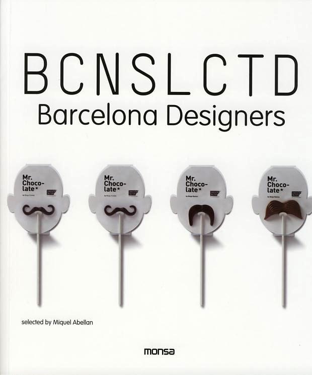 #Diseño / Diseño Gráfico BCNSLCTDB BARCELONA DESIGNERS #Monsa