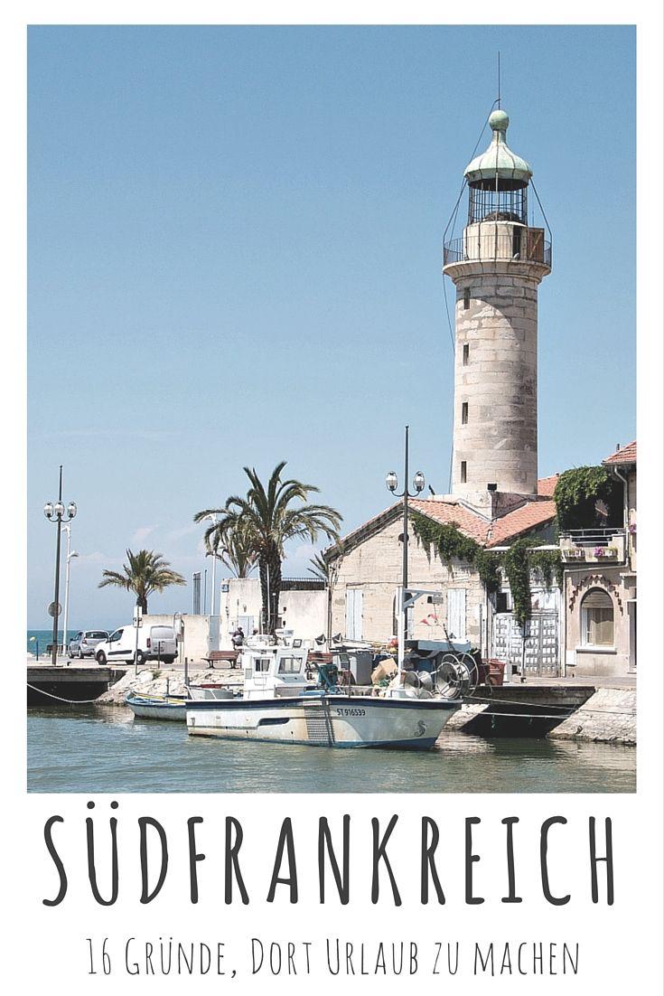 Provence, Côte d'Azur & Camargue - 16 Gründe für Urlaub in Südfrankreich