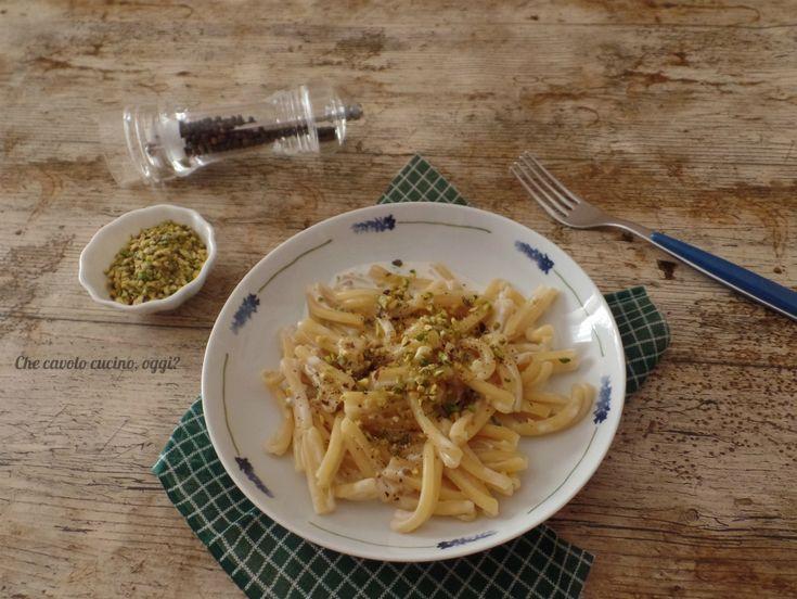 Pasta+con+pistacchi+e+formaggio