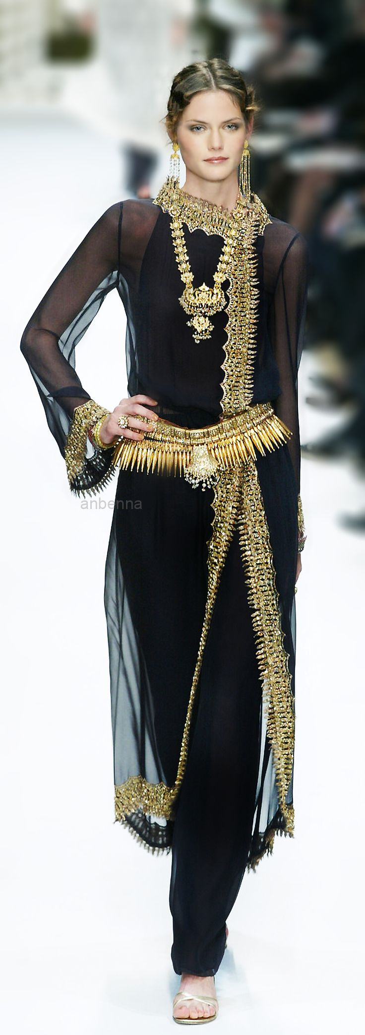 Black dress with touch of red - Find This Pin And More On Black With A Touch Of Gold Silver Or Red