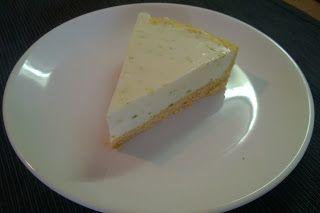 Krysy v Kuchyni: Bezlepkový cheesecake limetkový nepečený