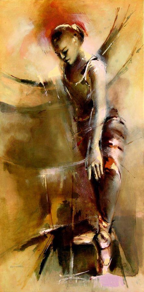 Marion van Nieuwpoort (Dutch artist) 1950 - 2008 - Into the Light-16, 2007