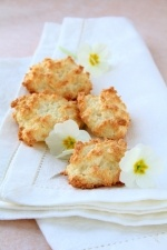 COCONUT CREAM MACAROONS RECIPE:  You have GOT to try these GAPS/SCD-legal treats!  (MARIA RICKERT HONG NUTRITIONAL HEALING, http://MariaRickertHong.com)
