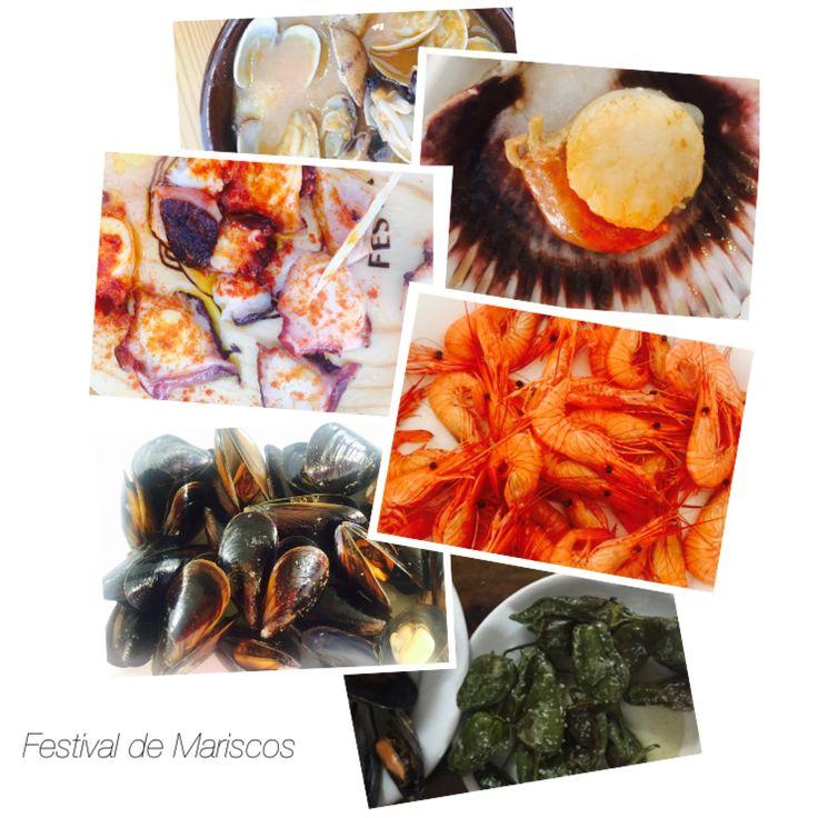 Festival de Mariscos, O Grove, Spain