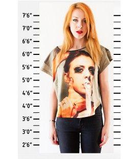 Tee shirt Femme Original Trash by 1000 -45% avec le code TRASHNOEL www.trash-mode.com