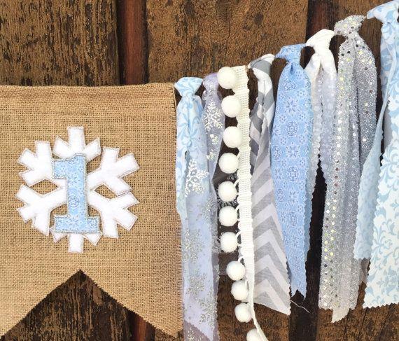 Winter ONEderland invite Winter wonderland by ThatCraftyAuntieEm
