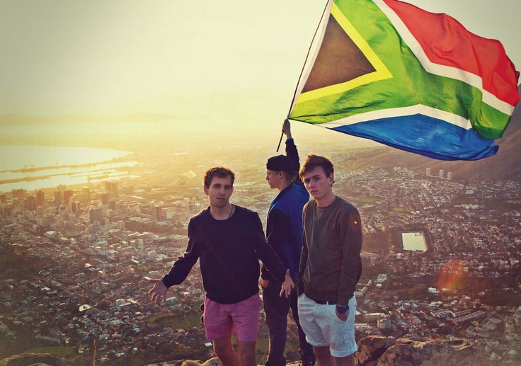 South Africa Official Music Video (ft Devon Marshbank)