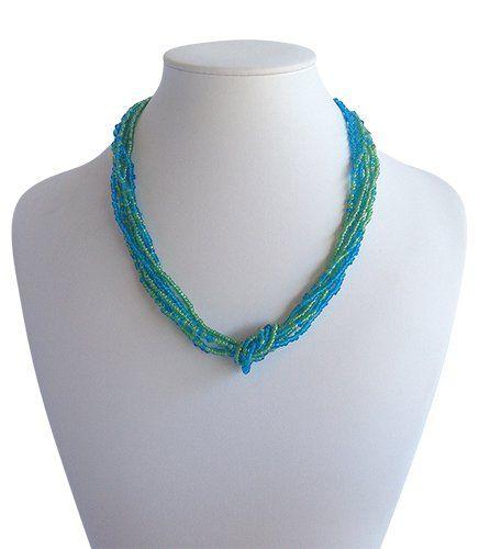 Love Knot Green/Blue A$19.50