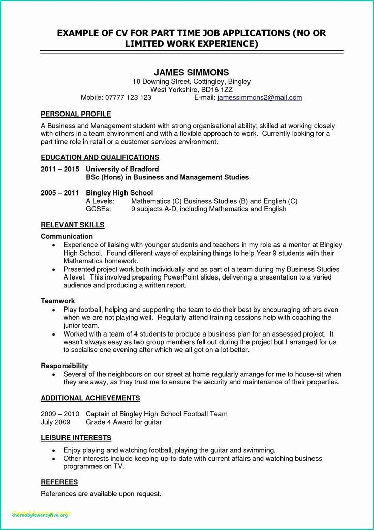20 High School Math Teacher Resume in 2020 (With images