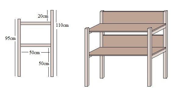 die besten 25 pflanztisch selber bauen ideen auf. Black Bedroom Furniture Sets. Home Design Ideas