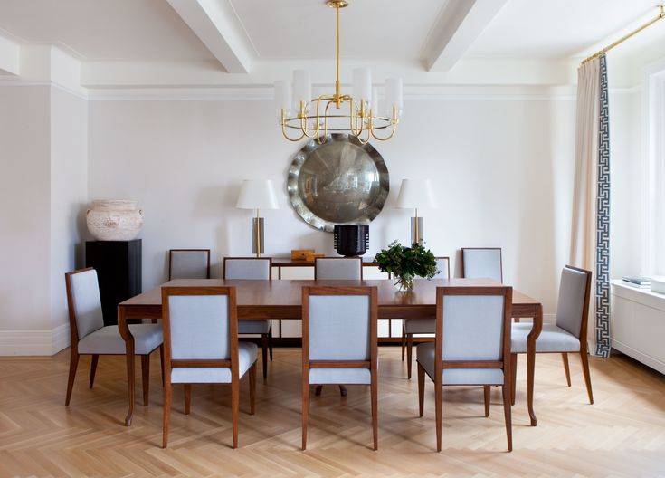 A Serene New York Apartment Thats Both Stylish And Practical ApartmentsInterior Design BlogsDining