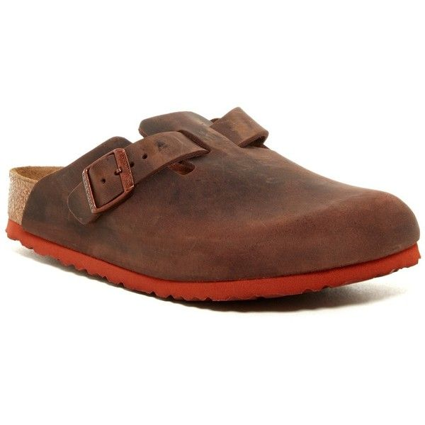 Birkenstock Boston Soft Footbed Clog – Narrow Width Available
