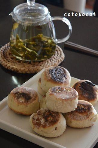 朝から、やきもち? いえ、焼餅です。 by コトポコさん | レシピブログ ...
