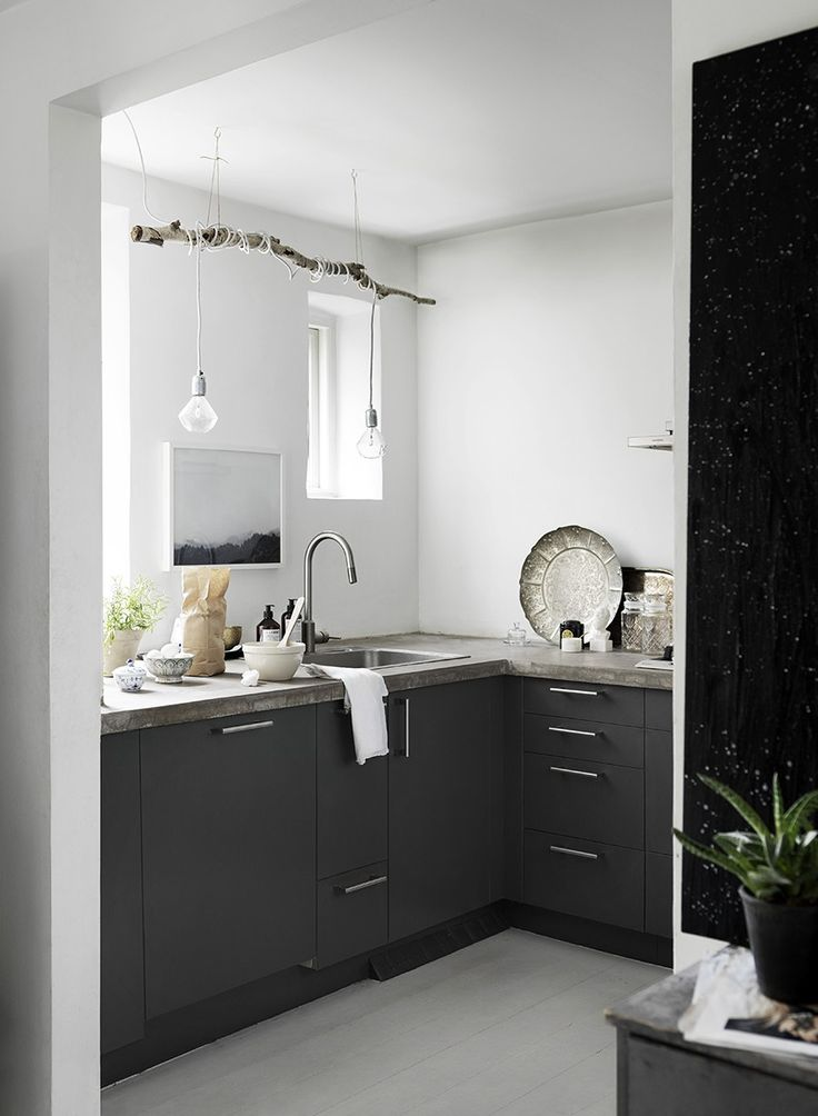 187 Best Small Kitchens Images On Pinterest  Decorating Kitchen Magnificent Small Kitchen Interior Design 2018