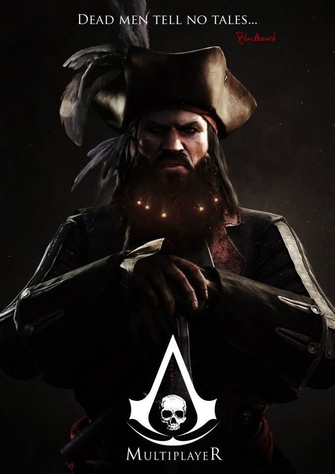 Assassin's Creed IV: Black Flag Multiplayer Blackbeard