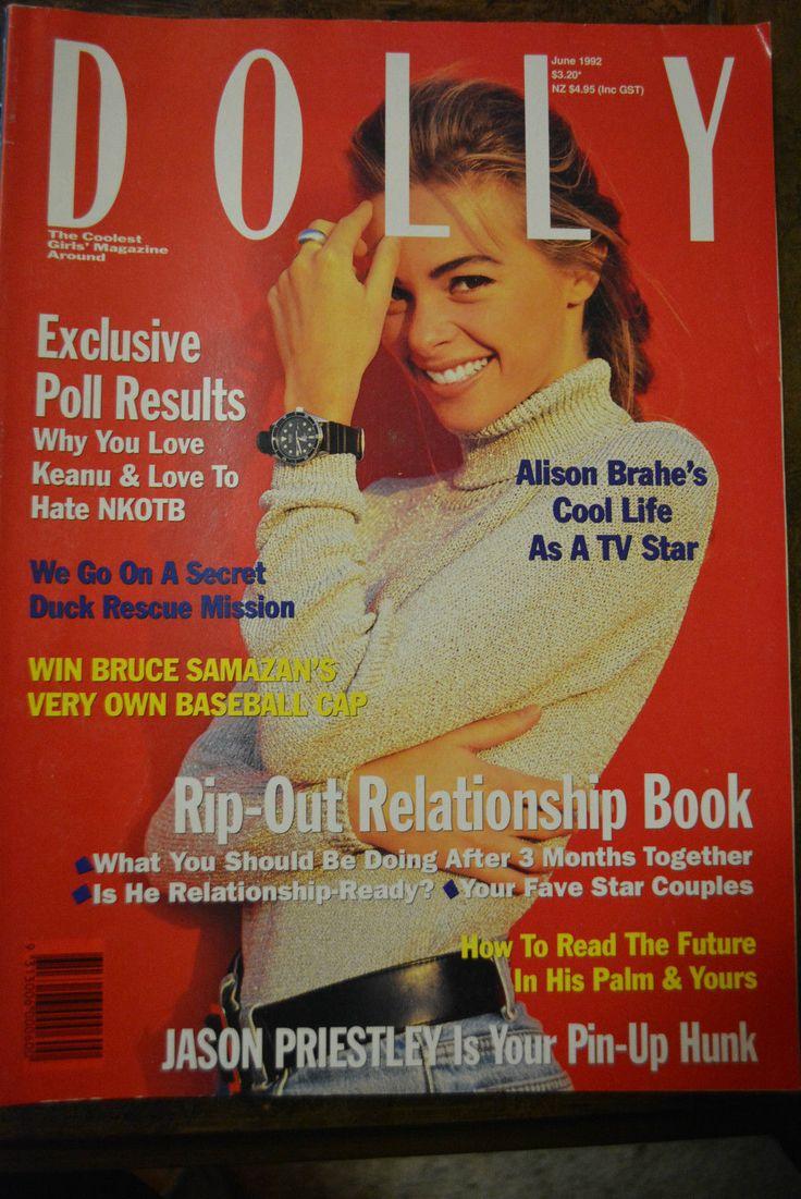 Dolly June 1992 | Alison Brahe