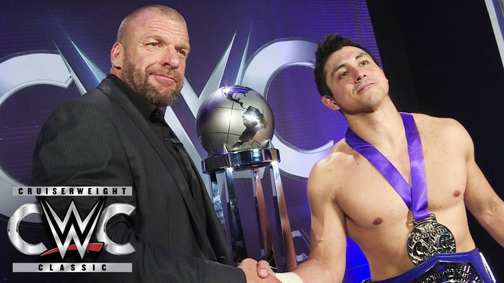 Triple H's advice for WWE Cruiserweight Champion T.J. Perkins: CWC Exclusive, Sept. 14, 2016 - http://www.truesportsfan.com/triple-hs-advice-for-wwe-cruiserweight-champion-t-j-perkins-cwc-exclusive-sept-14-2016/