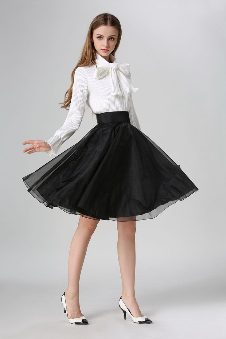 vintage big swing umbrella skirt 2016 summer style solid