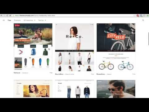 How to Using Shopify eCommerce Store with Facebook - Full Course Why Use #Shopify?  If you're interested in selling online first of all congratulations! It's a rewarding endeavor. In order to be successful you need to do it right. I have used many different platforms for selling online and I have found that Shopify provides the most turn-key product to begin with. Sellers can have a store up and running in a matter of minutes (as I show in this course).  Not only is it quick to start but…