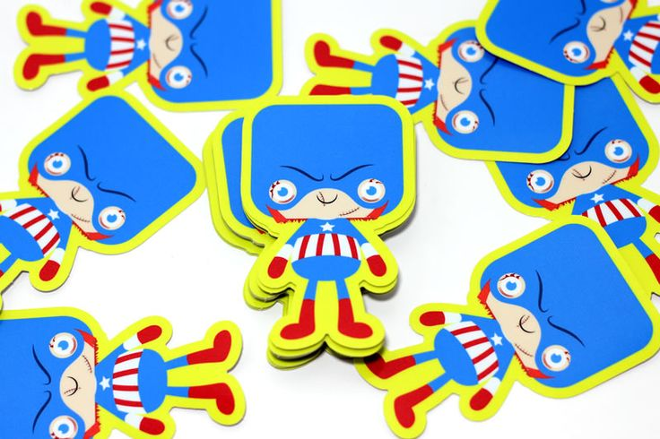 Captain America 2.0! Custom die cut stickers http://www.customstickers.net/product/custom-die-cut-stickers/ #customstickers #stickers #vinylstickers #diecutstickers #captainamerica