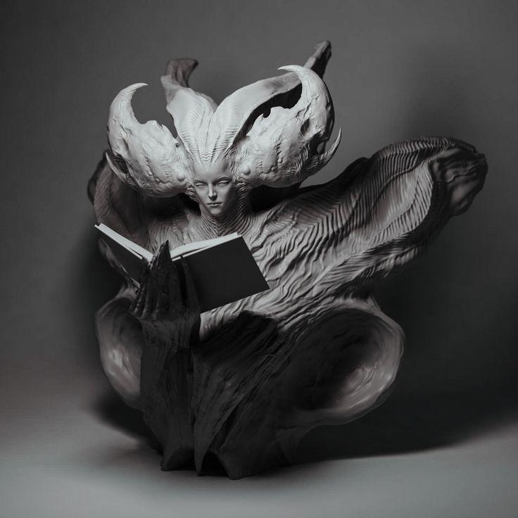Escape , Tanoo Choorat on ArtStation at https://www.artstation.com/artwork/escape-feb40675-24bc-4cf7-bfa1-bcb572ddf950