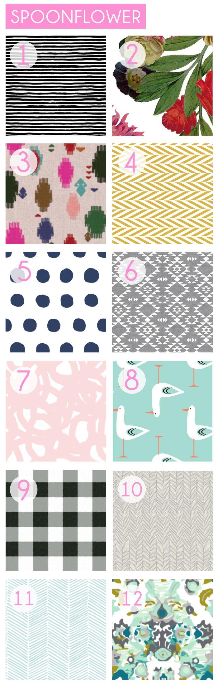 online fabric resources via emily henderson