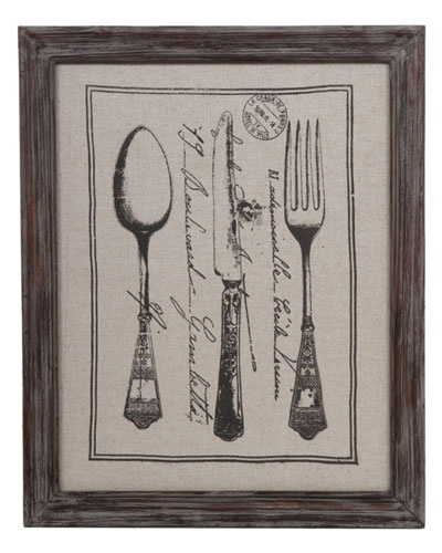 Cute for by the kitchen. Privilege Vintage Culinary Print