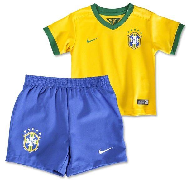 Acheté Maillot Enfant Kit Brésil 2014/15 Domicile en ligne boutique espace-foot.com - http://www.espace-foot.com/maillot-de-foot-enfant-c-35_124
