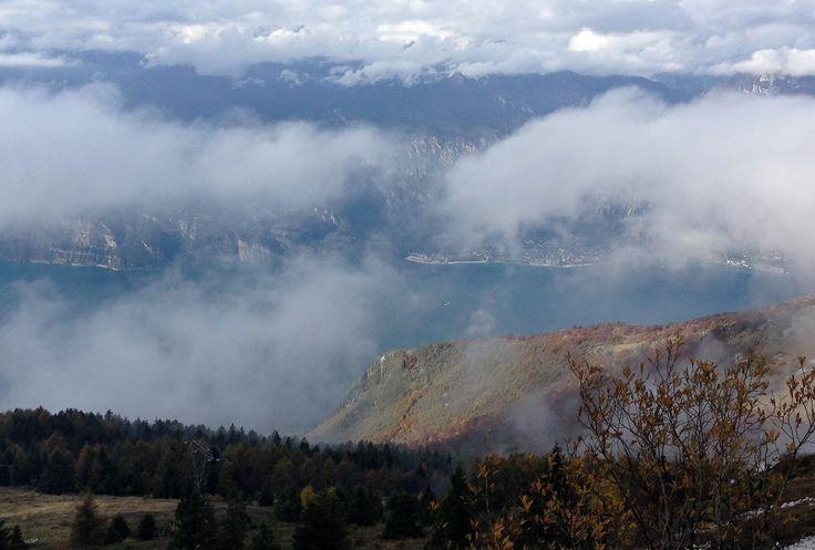 Monte Baldo panoráma