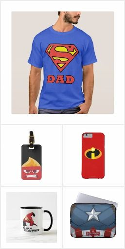 Officially Licensed Father's Day Gifts