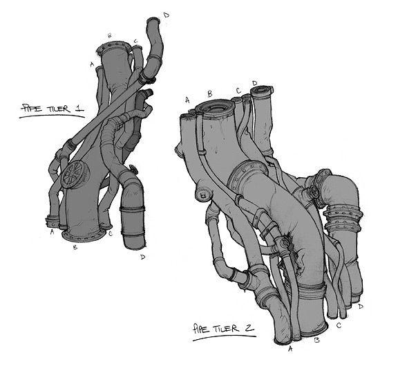 Character Design Engine : Best props design engines images on pinterest