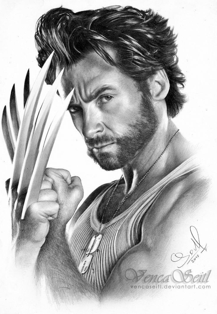 Wolverine by VencaSeitl.deviantart.com on @deviantART
