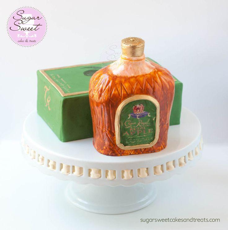 Crown Royal Apple Cake Recipe