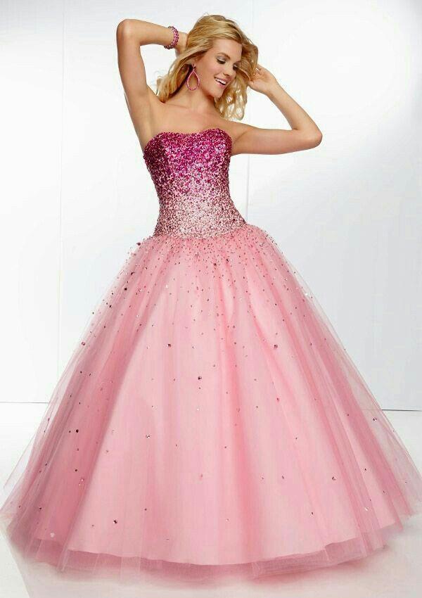 Mejores 18 imágenes de Future Prom Dresses en Pinterest | Vestidos ...