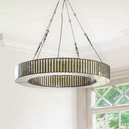 Downton Chandelier - Chandeliers & Ceiling Lights - Lighting - Lighting & Mirrors