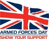 Armed Forces Day, show your support